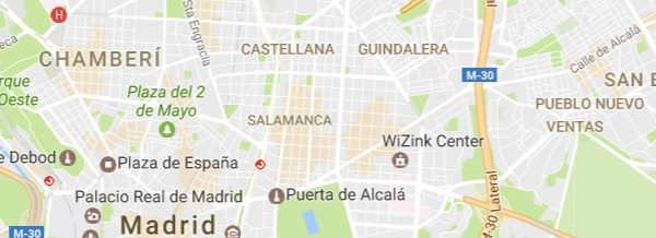 Mapa Callejero de Murcia