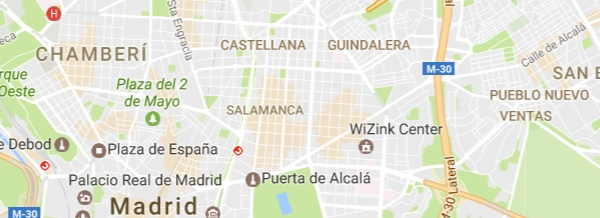 Mapa Callejero de Albacete